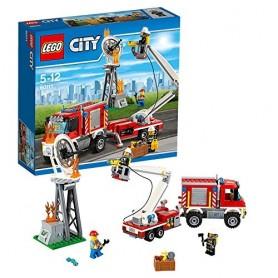 Lego City - Camião Utilitário dos Bombeiros 5-12