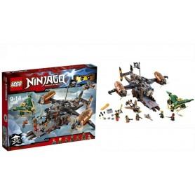 Lego Ninjago - A Fortaleza do Infurtúnio 9-14