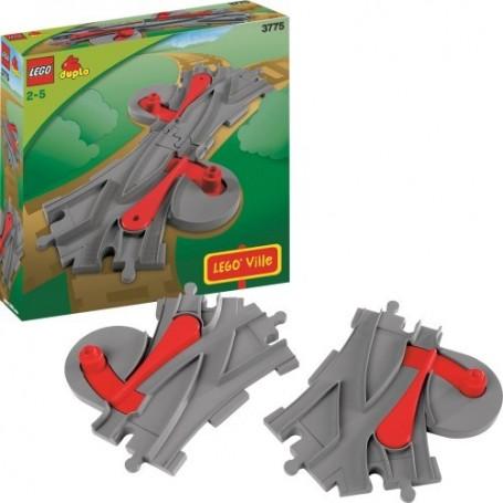 LEGO DUPLO AGULHAS 2-5