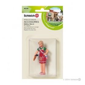 Schleich - Cela de Dressage + Rédeas