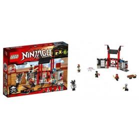 Lego Ninjago - Fuga da Prisão de Kryptarium 6-14