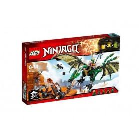 Lego Ninjago - O Dragão Verde NGR 8-14