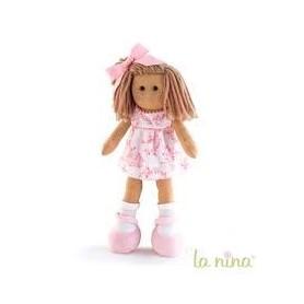 Boneca Marta 38cm La nina