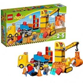 Lego Duplo - Grande Local de Construção 2-5