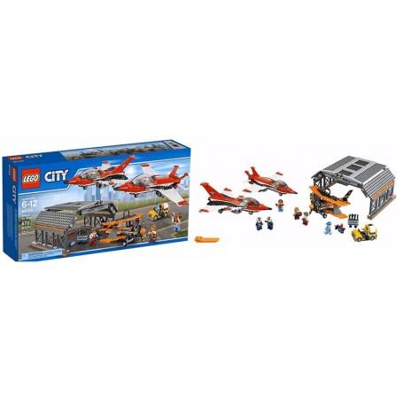 Lego City - Espectáculo Aéreo do Aeroporto  6-12