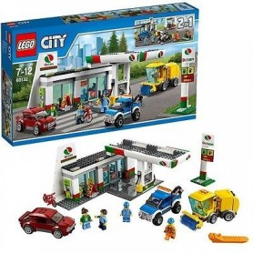 Lego City - Posto de Gasolina 7-12