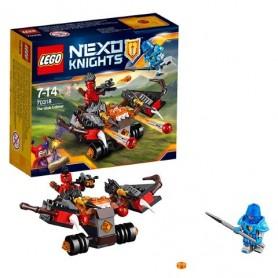 Lego Nexo Knigths - O Glob Lobber 7-14