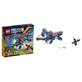 Lego Nexo Knigths - Ataque Aéreo V2 de Aaron 8-14