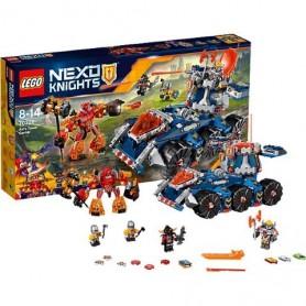 Lego Nexo Knigths - O Transportador de Torre de Axl's 8-14