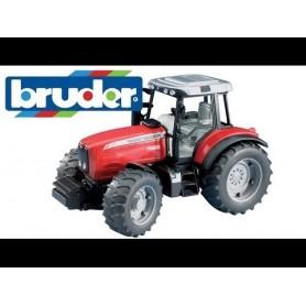 Tractor Massey ferguson 7480 - Bruder