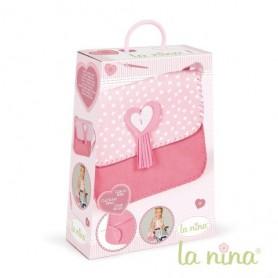 Kit de Coser Mala Rosa - La Nina
