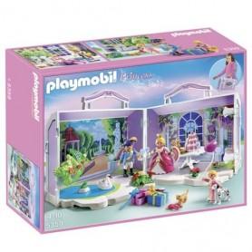 Playmobil Princess - Cofre Maleta Aniversário da Princesa 4-10