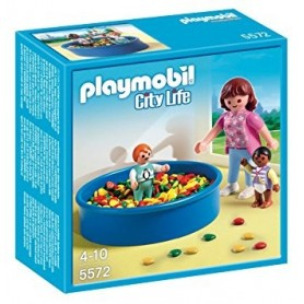 Playmobil City Life - Piscina de Bolas 4-10