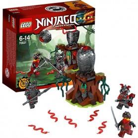 Lego Ninjago - O Ataque de Vermillion