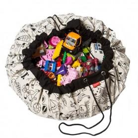 """Play & Go Saco de Arrumação """"Color my Bag"""""""