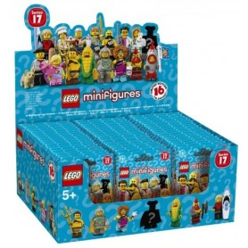 Lego 5+ - Minifiguras Series 17 5+