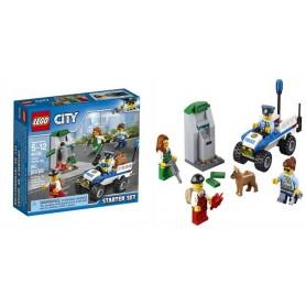 Lego City - Conjunto de Iniciação da Policia 5-12