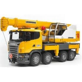 Camião Scania R-Series Liebherr