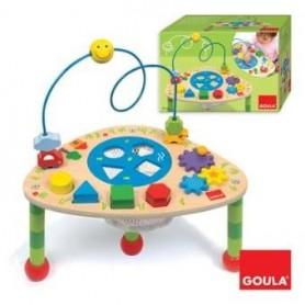 Mesa de Actividade - Goula