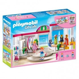 PLAYMOBIL CITY LIFE - Pronto a Vestir 5-12