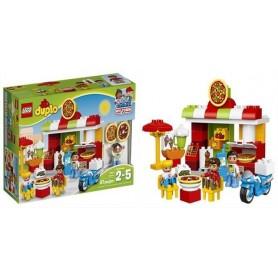 Lego Duplo - Pizzaria 2-5