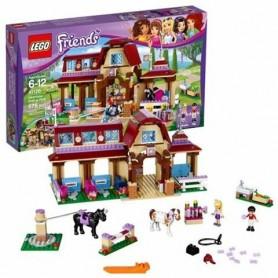 Lego Friends - Clube de Equitação Heartlake 6-12