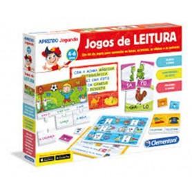 Aprendo Jogando: Jogos de Leitura - Clementoni