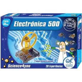 Eletrónica 500 - Science4You