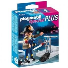 Playmobil Special Plus - Bombeiro  4-10