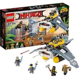 Lego Ninjago - Raia Manta Bomber 7-14