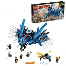 Lego Ninjago - Avião Relâmpago 9-14