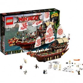 Lego Ninjago - Navio Recompensa do Destino 9-14