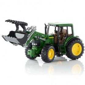 Tractor Jonh Deer 6920 com Pá - Bruder