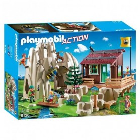 Playmobil Action - Alpinista com Cabine 4-10