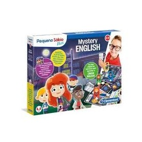 Pequeno Sábio Plus:Mystery English