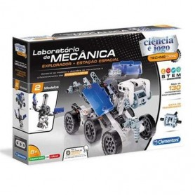Laboratório de Mecânica :Buggy + Moto 4 - Clementoni
