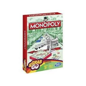Monopoly Viagem - Hasbro