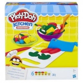 Slice and Serve - PlayDoh