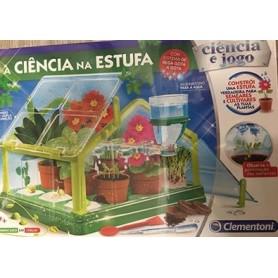 Ciencia e Jogo: A Ciencia na Estufa - Clementoni