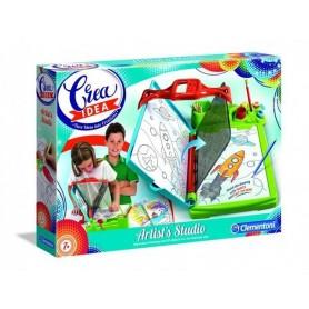 Crea Idea: Artist's Studio - Clementoni