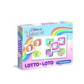 Loto I Believe in Unicorns - Clementoni