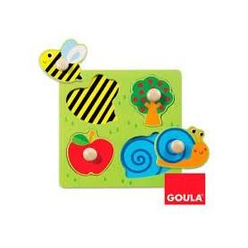 Puzzle Madeira Campo 1-2 - Goula