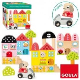 Pack Construção 40 peças - Goula