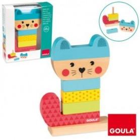 Gato Empilhável - Goula