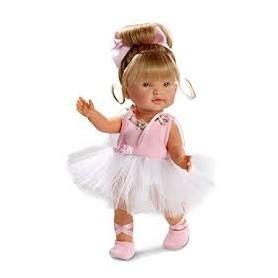 Boneca Valeria Ballet 28cm - Llorens