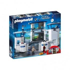 Playmobil City Action - Esquadra de Polícia com Prisão 4-10