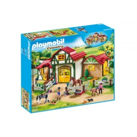 Playmobil Country - Quinta de Cavalos 4-10