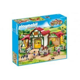 Playmobil Country - Quinta de Cavalos 4-10