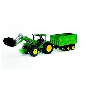 Tractor Jonh Deer 7930 - Bruder