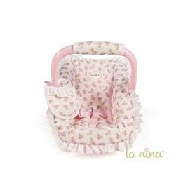 Cadeira Auto Babycoque Maxi Cosi para Bonecas Carlota - La Nina